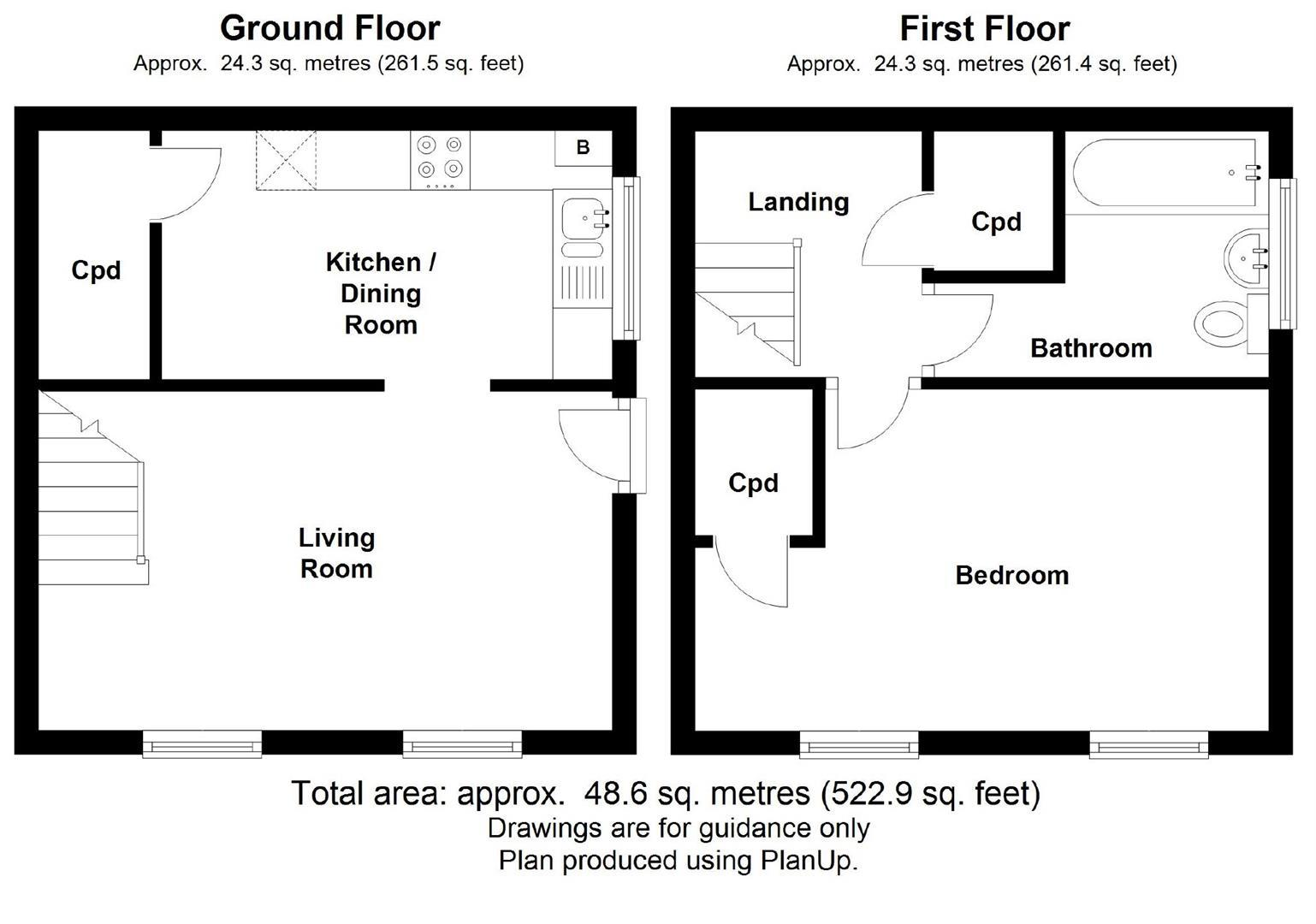 Floor plan 20 Sheppard WayTeversham